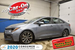 Used 2020 Toyota Corolla SE UPGRADE | MOONROOF | 18 ALLOYS for sale in Ottawa, ON