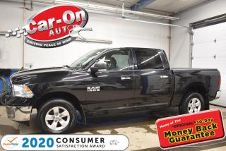 Used 2015 RAM 1500 SLT CREW | TONNEAU COVER | RUNNING BOARDS for sale in Ottawa, ON