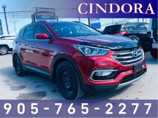 Used 2017 Hyundai Santa Fe Sport Premium, Heated Seats, Alloy and Snows Included for sale in Caledonia, ON