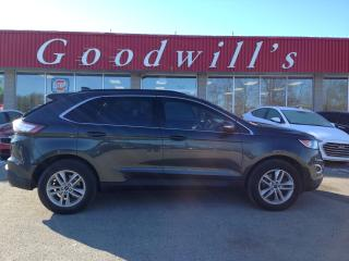 Used 2015 Ford Edge SEL! CLEAN CARFAX! BACKUP CAMERA! for sale in Aylmer, ON