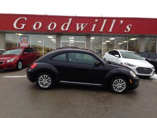 Used 2016 Volkswagen Beetle Coupe TSI! BACKUP CAMERA! HEATED SEATS! for sale in Aylmer, ON