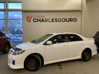 Used 2011 Toyota Corolla S - Automatique - Toit ouvrant for sale in Québec, QC