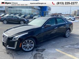 Used 2018 Cadillac CTS LUXURY, AWD, 3.6 V6, SUNROOF, NAV, WINTER AND SUMMERS for sale in Ottawa, ON