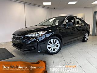 Used 2019 Subaru Impreza 2.0i Convenience, for sale in Sherbrooke, QC