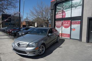 Used 2013 Mercedes-Benz C-Class C300 4MATIC CUIR TOIT NAV for sale in Laval, QC