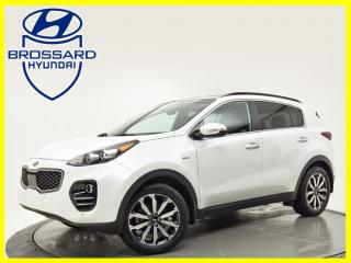 Used 2018 Kia Sportage AWD EX TECH NAV TOIT PANO CUIR MAGS BLUETOOTH for sale in Brossard, QC