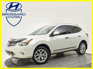 Used 2013 Nissan Rogue AWD SL CUIR TOIT OUVRANT CAM DE RECUL/360 NAV for sale in Brossard, QC
