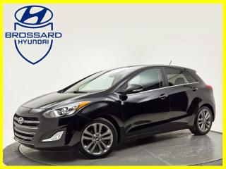 Used 2016 Hyundai Elantra GT LIMITED TOIT PANO CUIR CAM DE RECUL NAV MAGS for sale in Brossard, QC