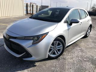 Used 2019 Toyota Corolla SE for sale in Cayuga, ON