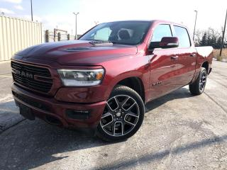 Used 2020 Dodge Ram 1500 SPORT CREW 4WD for sale in Cayuga, ON