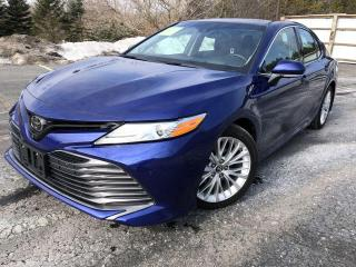 Used 2018 Toyota Camry XLE for sale in Cayuga, ON