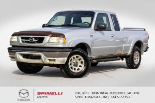 Used 2004 Mazda MAZDA2 SE TEL QUEL BAS KILOMATRAGE Mazda B-Series 2WD Truck 2004 for sale in Lachine, QC