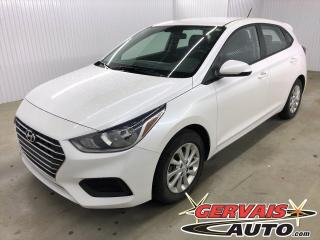 Used 2019 Hyundai Accent Preferred MAGS CAMÉRA DE RECUL BLUETOOTH *Transmission Automatique* for sale in Shawinigan, QC