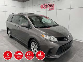 Used 2018 Toyota Sienna LE - CAMERA DE RECUL - CLIMATISATION 3 ZONES for sale in Québec, QC