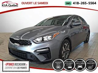 Used 2021 Kia Forte EX* SPECIAL COURTOISIE* CARPLAY* for sale in Québec, QC