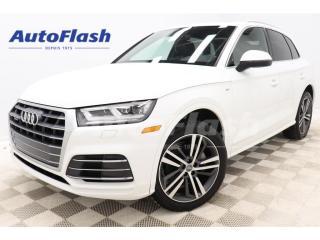 Used 2018 Audi Q5 *PROGRESSIV *SPORT *S-LINE *GPS/CAMERA *TOIT-PANO for sale in St-Hubert, QC