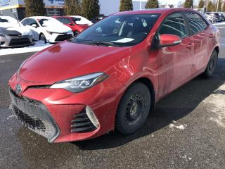 Used 2018 Toyota Corolla SE **AUTO/MAGS/TOIT/CUIR** for sale in St-Eustache, QC
