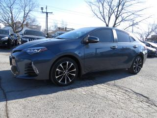 Used 2017 Toyota Corolla XSE NAVIGATION CUIR TOIT MAGS CAMERA 51,000KM for sale in St-Eustache, QC