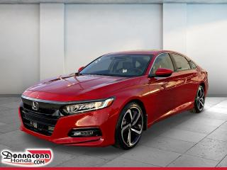 Used 2020 Honda Accord Sport * LIQUIATION FIN D'ANNEE * for sale in Donnacona, QC
