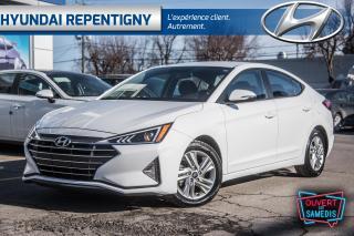 Used 2020 Hyundai Elantra Preferred IVT for sale in Repentigny, QC