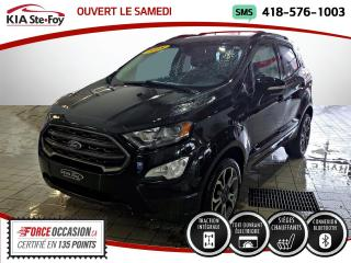 Used 2018 Ford EcoSport SES* TOIT OUVRANT* AWD* BLUETOOTH* SIEGE for sale in Québec, QC