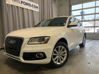 Used 2014 Audi Q5 2.0L Technik 4 portes quattro for sale in St-Hyacinthe, QC