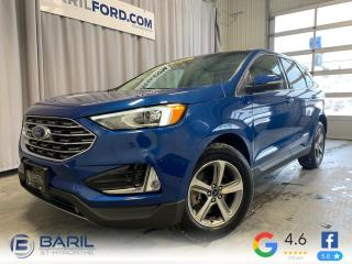 Used 2020 Ford Edge Sel Ti for sale in St-Hyacinthe, QC