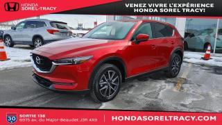 Used 2017 Mazda CX-5 GT for sale in Sorel-Tracy, QC