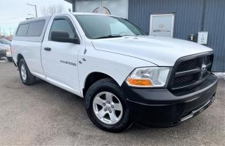 Used 2012 RAM 1500 ***ST,BAS KILO,BOITE DE 8 PIEDS,MAGS,A/C for sale in Longueuil, QC