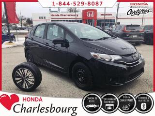Used 2017 Honda Fit EX **AUTOMATIQUE**UN PROPRIÉTAIRE** for sale in Charlesbourg, QC
