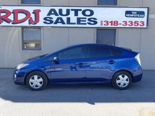 Used 2011 Toyota Prius ACCIDENT FREE,1 OWNER ONLY 97000KM for sale in Hamilton, ON