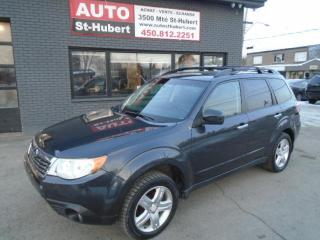 Used 2010 Subaru Forester X Limited AWD for sale in St-Hubert, QC