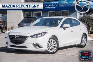 Used 2016 Mazda MAZDA3 Berline à 4 portes, boîte automatique GS for sale in Repentigny, QC
