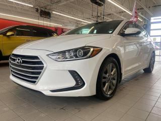 Used 2017 Hyundai Elantra *GL*VOLANT/SIEGES CHAUFF*CAMERA* for sale in Québec, QC