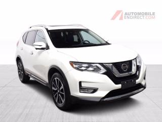 Used 2017 Nissan Rogue SL Platinum AWD A/C Cuir GPS Sièges Chauffants for sale in Île-Perrot, QC