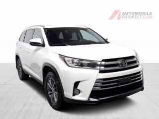 Used 2019 Toyota Highlander XLE AWD A/C Mags Cuir Toit GPS Sièges Chauffants for sale in Île-Perrot, QC