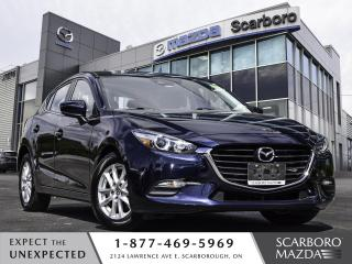 Used 2018 Mazda MAZDA3 Sport GS|HATCHBACK|BLIND SPOT MONITOR|REAR CAMERA for sale in Scarborough, ON