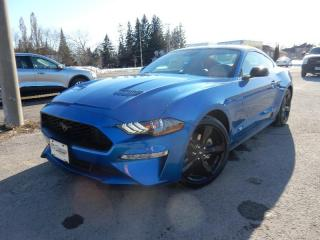 New 2021 Ford Mustang EcoBoost Premium for sale in Peterborough, ON