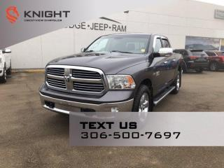 Used 2014 RAM 1500 Big Horn for sale in Regina, SK