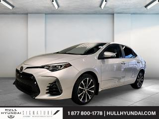 Used 2018 Toyota Corolla SE CVT for sale in Gatineau, QC