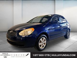 Used 2009 Hyundai Accent 4dr Sdn Auto L for sale in Gatineau, QC