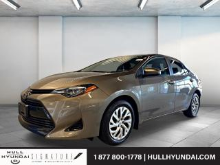 Used 2019 Toyota Corolla LE CVT for sale in Gatineau, QC