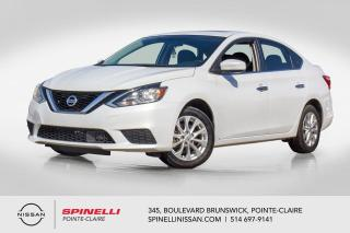 Used 2018 Nissan Sentra SV TOIT OUVRANT / CAMERA DE RECUL / BLUETOOTH for sale in Montréal, QC
