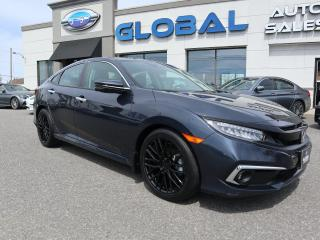 Used 2020 Honda Civic Touring for sale in Ottawa, ON