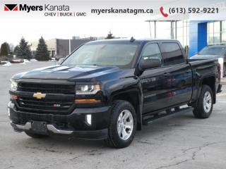 Used 2017 Chevrolet Silverado 1500 LT  - Bluetooth for sale in Kanata, ON