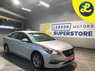 Used 2015 Hyundai Sonata SE Sport * Heated Cloth Seats * Hands Free Calling * Sport/Eco Mode * 7 Speed Automatic 2.4L 4 Cylinder * Back Up Camera * Cruise Control * Steering W for sale in Cambridge, ON
