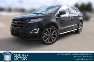 Used 2017 Ford Edge SPORT for sale in Tillsonburg, ON
