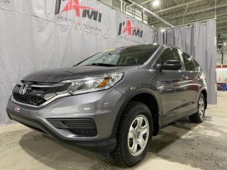 Used 2015 Honda CR-V AWD 5dr LX for sale in Rouyn-Noranda, QC