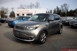 Used 2017 Kia Soul EV EV for sale in Port Moody, BC