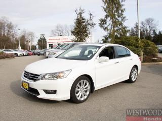Used 2015 Honda Accord Sedan Touring for sale in Port Moody, BC